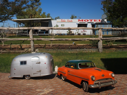 Deluxe Motel at Julia Creek